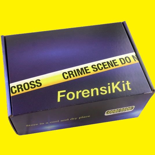 ForensiKit product box