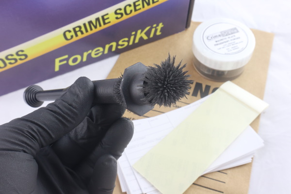 ForensiKit: Printing with Magnetic Powder box contents