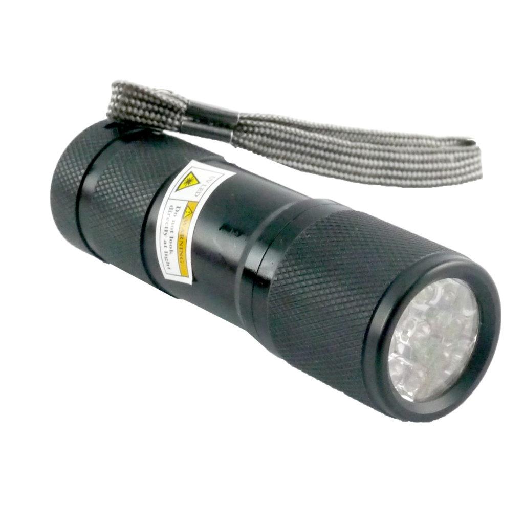 400 nm UV light