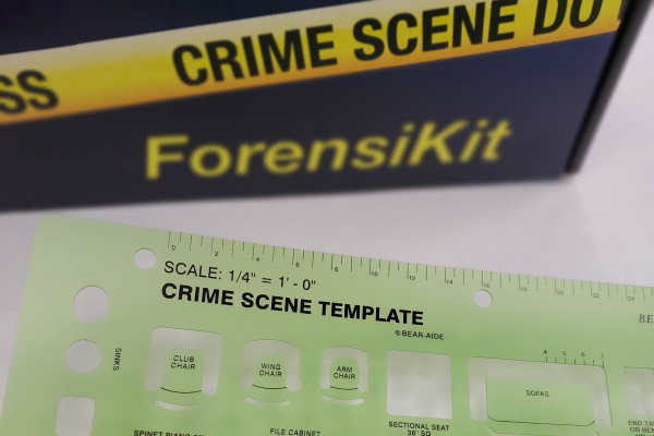 ForensiKit by Crime Scene - Crime Scene Drawing promo pic