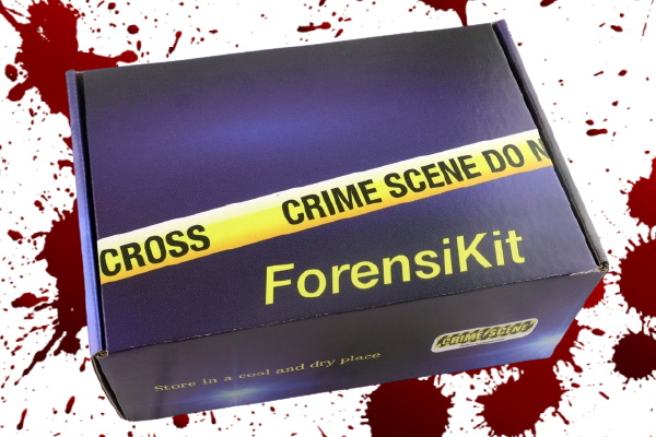 ForensiKit: Blood Spatter promotional image